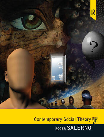 Contemporary Social Theory book cover