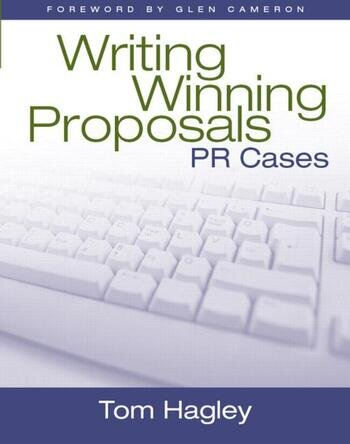 Writing Winning Proposals Public Relations Cases book cover