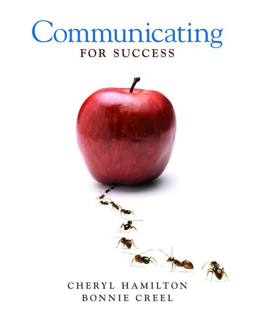 Communicating for Success book cover