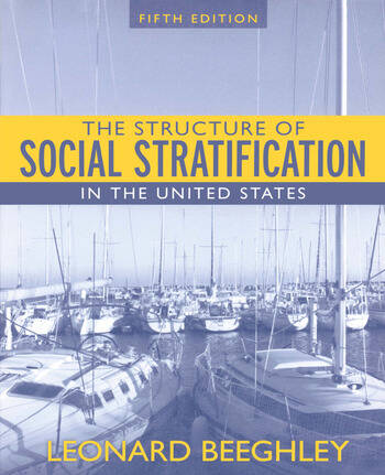 Structure of Social Stratification in the United States book cover