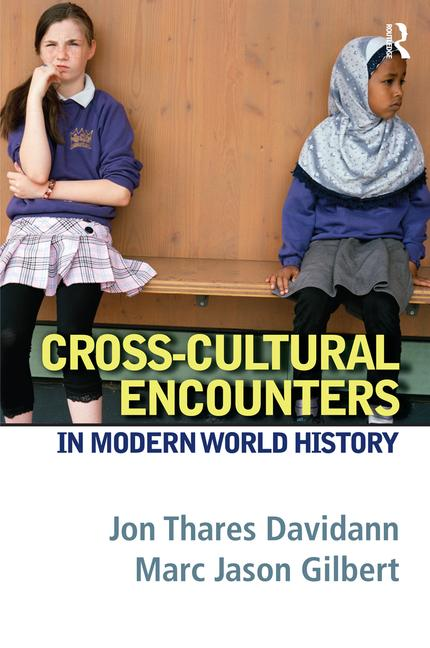 Cross-Cultural Encounters in Modern World History book cover