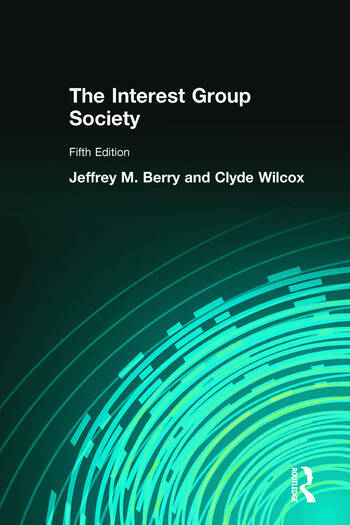 Interest Group Society book cover