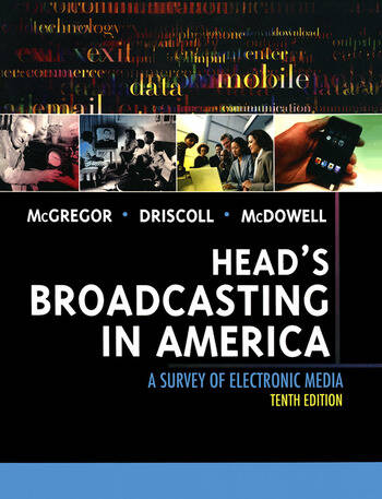 Head's Broadcasting in America A Survey of Electronic Media book cover