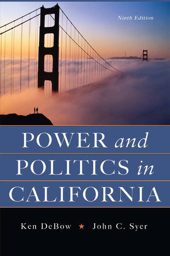 Power and Politics in California book cover