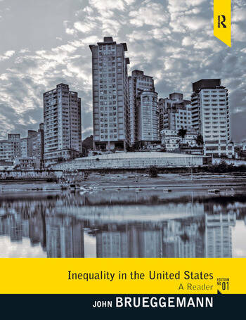 Inequality in the United States A Reader book cover