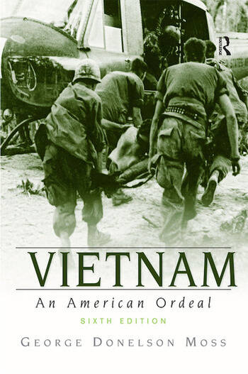 Vietnam An American Ordeal book cover
