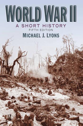 World War II A Short History book cover
