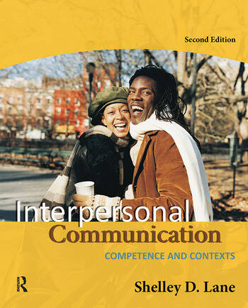 Interpersonal Communication Competence and Contexts book cover