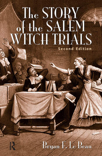 The Story of the Salem Witch Trials book cover