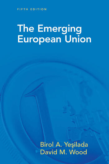 The Emerging European Union book cover