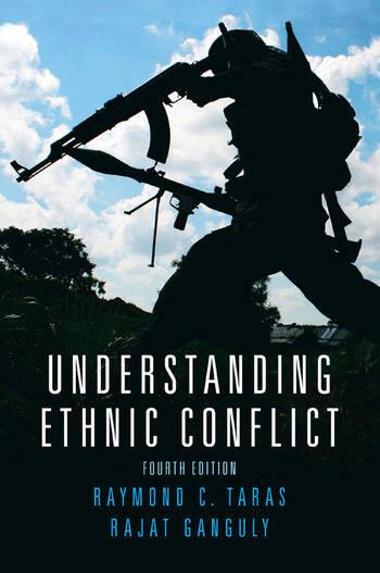 Understanding Ethnic Conflict book cover