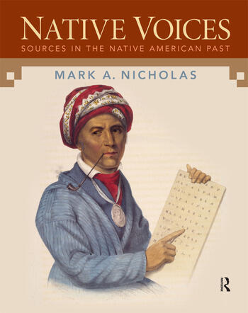 Native Voices Sources in the Native American Past, Volumes 1-2 book cover