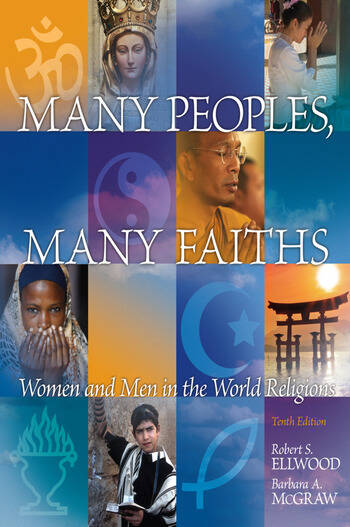 Many Peoples, Many Faiths Women and Men in the World Religions book cover