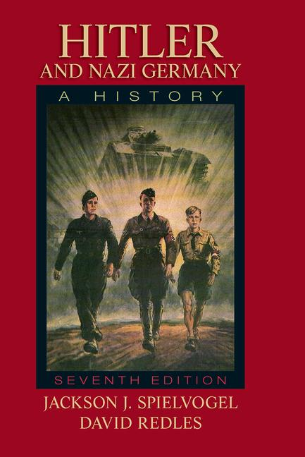 Hitler and Nazi Germany A History book cover
