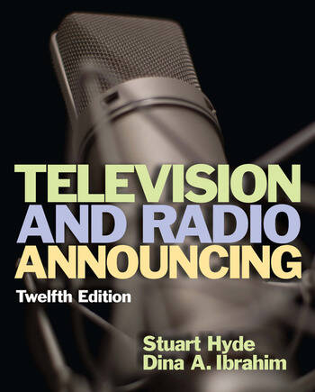 Television and Radio Announcing book cover