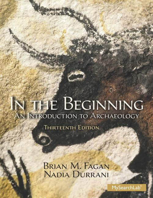 In the Beginning An Introduction to Archaeology book cover