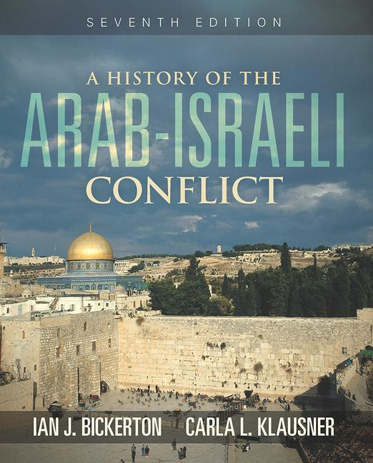 A History of the Arab-Israeli Conflict book cover