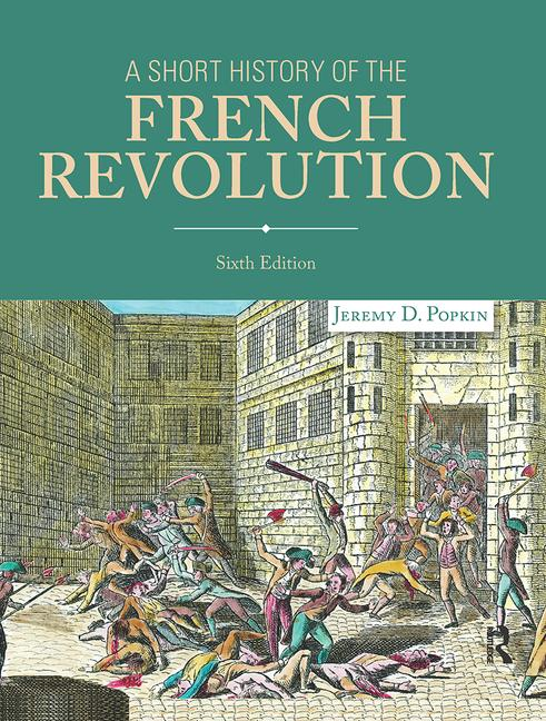 A Short History of the French Revolution book cover