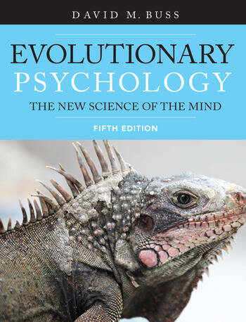 Evolutionary Psychology The New Science of the Mind book cover