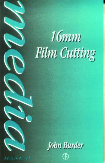 16mm Film Cutting book cover
