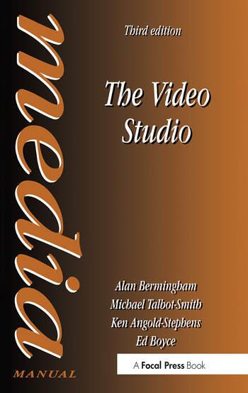 The Video Studio book cover