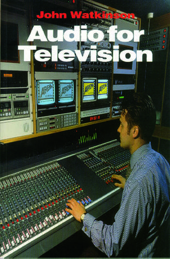 Audio for Television book cover
