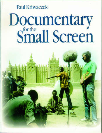 Documentary for the Small Screen book cover