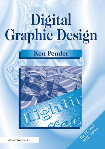 Digital Graphic Design book cover