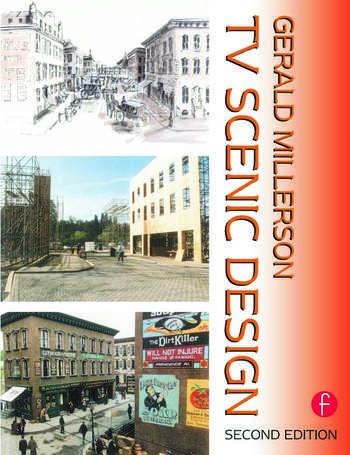 TV Scenic Design book cover