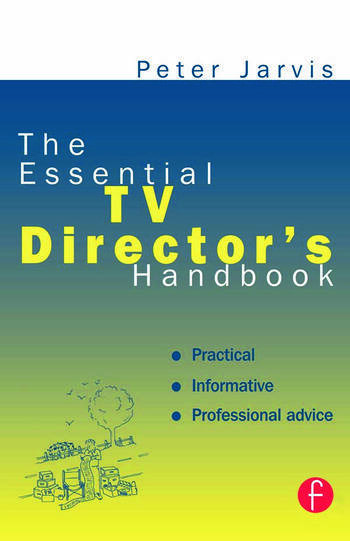 The Essential TV Director's Handbook book cover