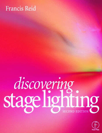 Discovering Stage Lighting book cover