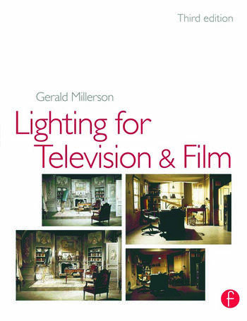 Lighting for TV and Film book cover