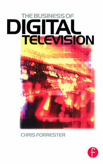 Business of Digital Television book cover