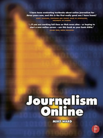 Journalism Online book cover