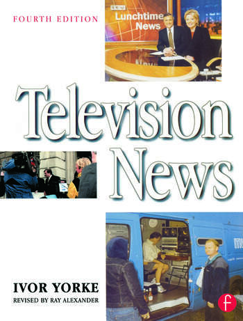 Television News book cover