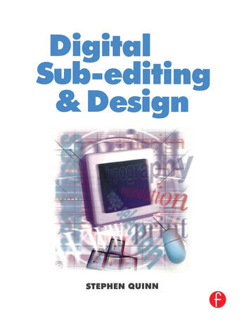 Digital Sub-Editing and Design book cover