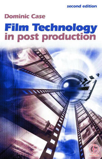 Film Technology in Post Production book cover
