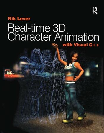 Real-time 3D Character Animation with Visual C++ book cover