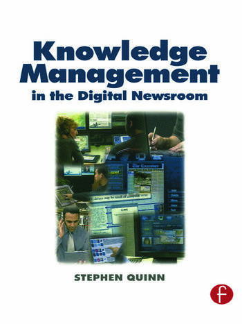 Knowledge Management in the Digital Newsroom book cover