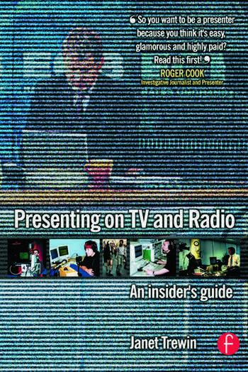 Presenting on TV and Radio An insider's guide book cover