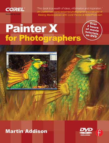 Painter X for Photographers Creating Painterly Images Step by Step book cover