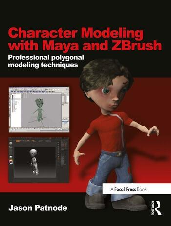 Character Modeling with Maya and ZBrush Professional polygonal modeling techniques book cover