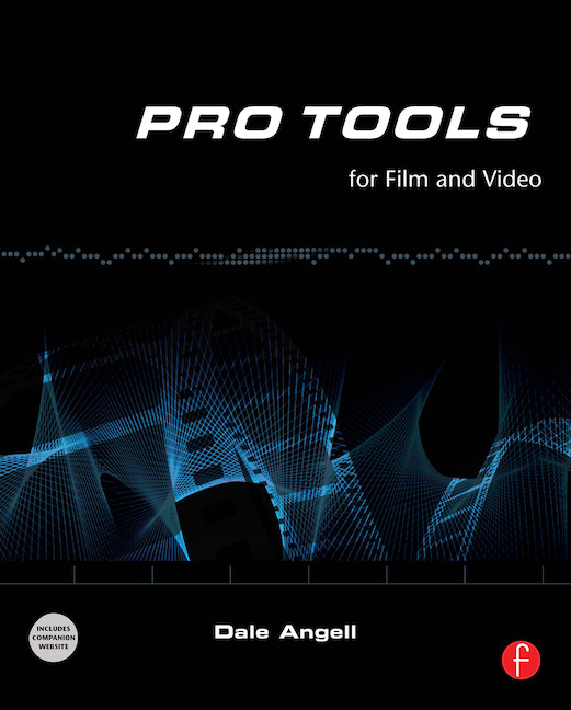 Pro Tools for Film and Video book cover