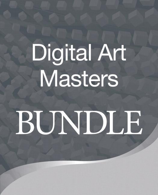 Digital Art Masters bundle Digital Art Masters book cover