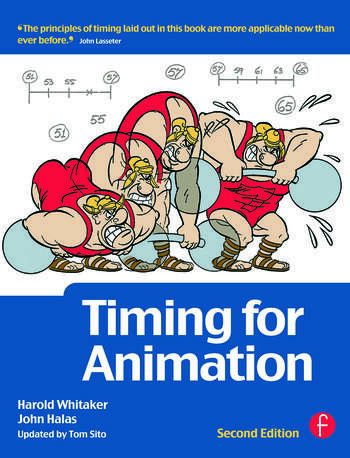 Timing for Animation book cover