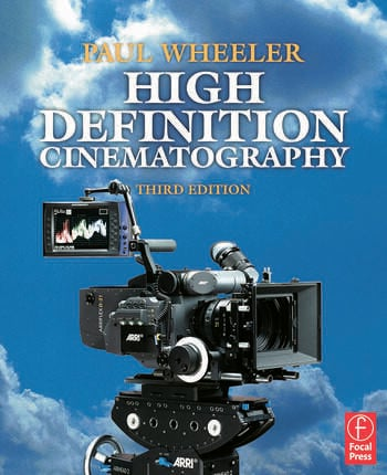 High Definition Cinematography book cover