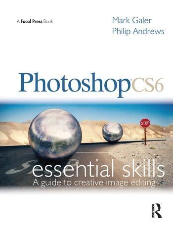 Photoshop CS6: Essential Skills book cover