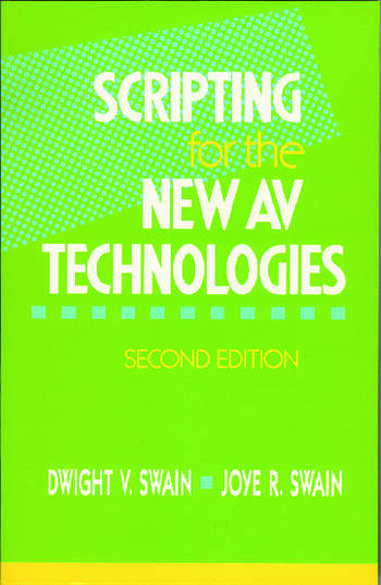 Scripting for the New AV Technologies book cover