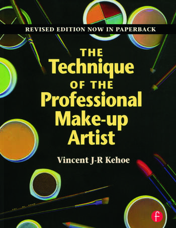 The Technique of the Professional Make-Up Artist book cover