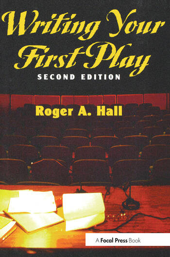 Writing Your First Play book cover